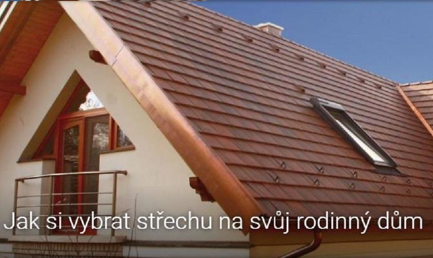 Jak si vybrat střechu na svůj rodinný dům